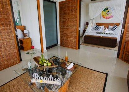 Om Ham Retreat and Resort Kamar Tamu