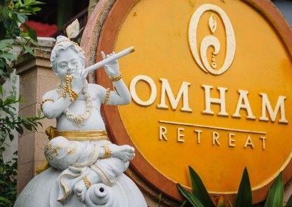 Om Ham Retreat and Resort Pintu Masuk