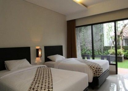 Ommaya Hotel & Resort Kamar Tamu