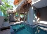 Pesan Kamar One Bedroom Villa with Pool di Blue Karma Resort