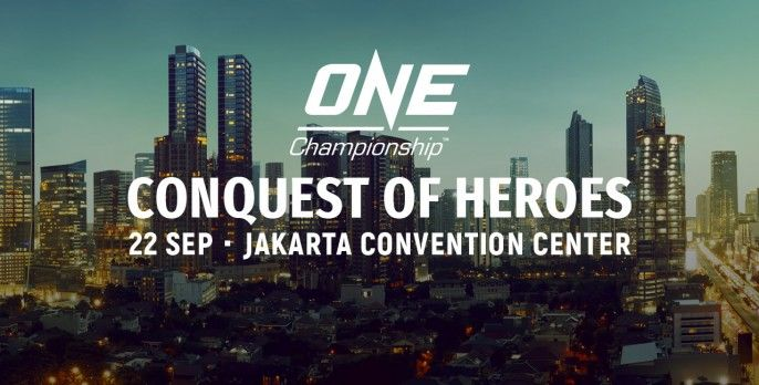 One Championship Conquest Of Heroes 2018