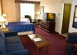 Pesan Kamar Kamar, 1 Tempat Tidur King Dengan Tempat Tidur Sofa, Non-smoking di Ramada Lethbridge