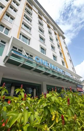 One Pacific Hotel & Serviced Apartments, Timur Laut