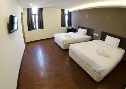 Orange Hotels Kuchai Lama