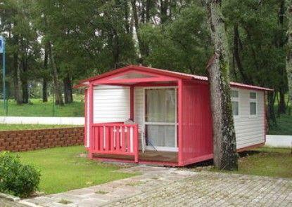 Orbitur Caminha Bungalows - Caravan Park