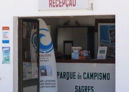 Orbitur Sagres Bungalows - Caravan Park