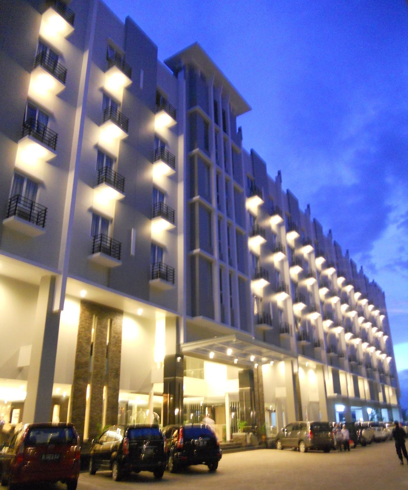 Orchardz Hotel Ayani, Pontianak