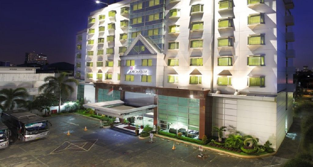 Orchardz Jayakarta Hotel, Jakarta Pusat