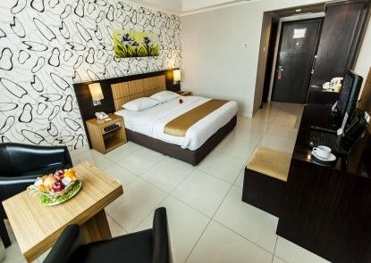Orchardz Jayakarta Hotel Kamar Tamu