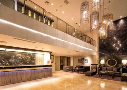Oria Hotel Lobby