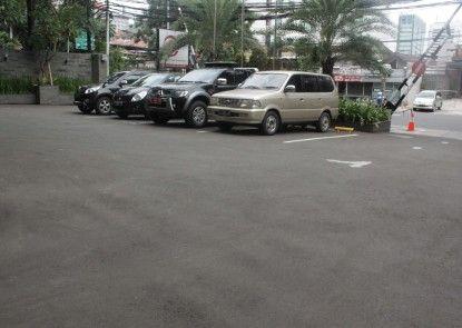Oria Hotel Tempat Parkir