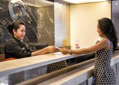 Oria Hotel Penerima Tamu