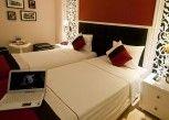 Pesan Kamar Kamar Superior, 2 Tempat Tidur Single di Oriental Central Hotel