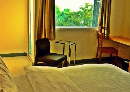Orinko City Hotel Kamar Tamu