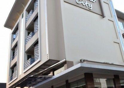 Orinko City Hotel Eksterior