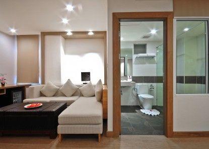 Citin Plaza Patong Ruangan Suite