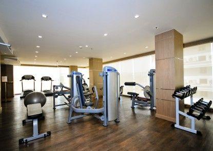 Citin Plaza Patong Ruangan Fitness