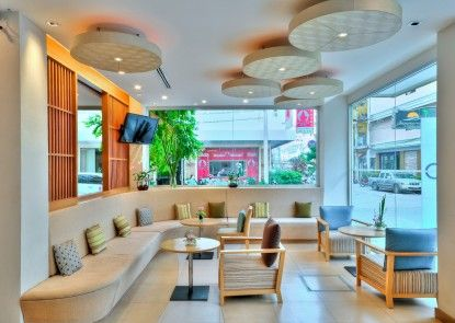 Citin Plaza Patong Lobby