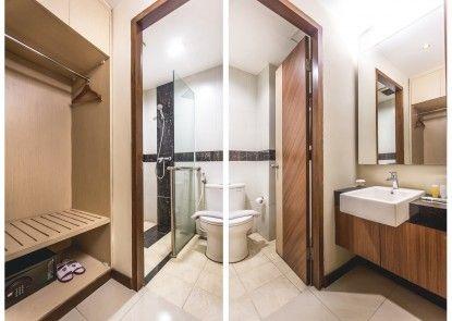 OYO 110 Feodora Hotel Kamar Mandi