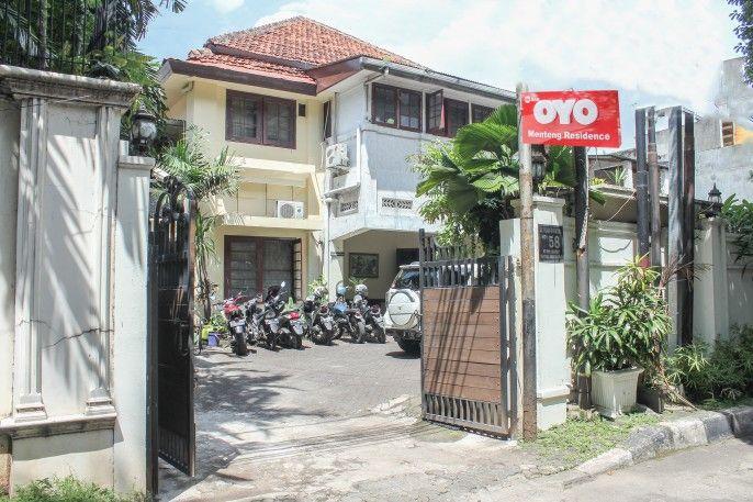 OYO 146 Menteng Residence Near RSUPN Dr.Cipto Mangunkusumo, Jakarta Pusat