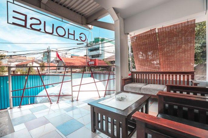 OYO 208 G House Near RS Siloam Pasar Baru, Jakarta Pusat