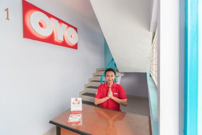 OYO 478 Balcon Biru Near RSUD Sawah Besar, Jakarta Pusat