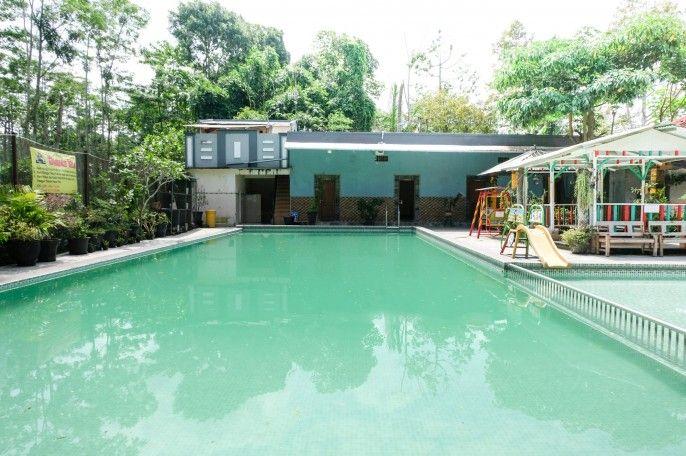 OYO 563 Damar Mas  Resort Lereng Kelud, Kediri