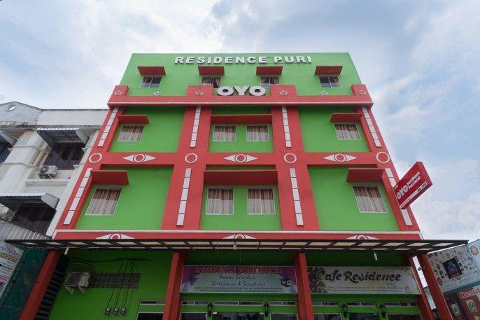 OYO 615 Residence Puri Hotel Syariah, Medan