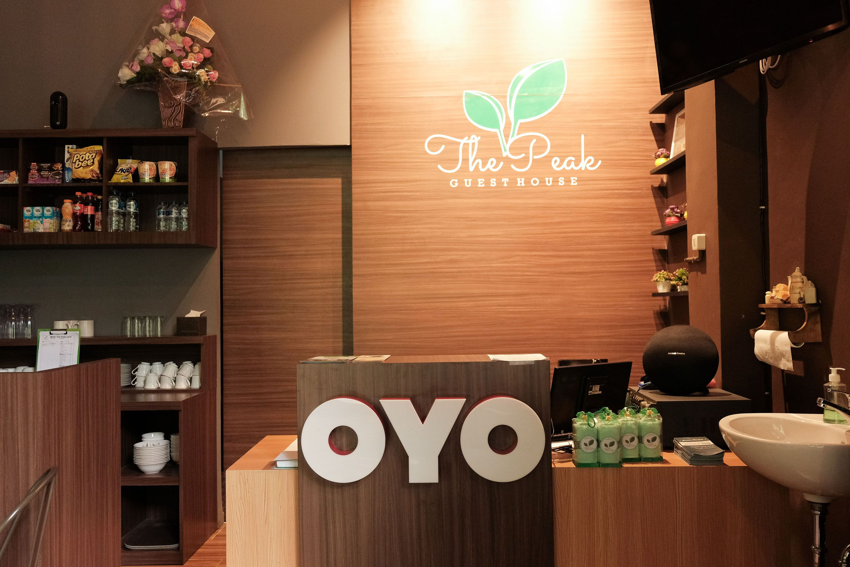OYO 620 The Peak Guest House Syariah, Jember