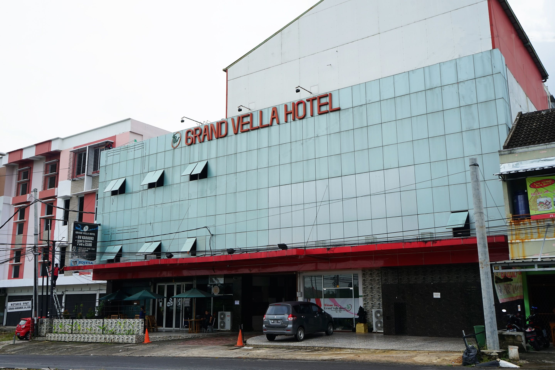 OYO 629 Grand Vella Hotel,Pangkalpinang
