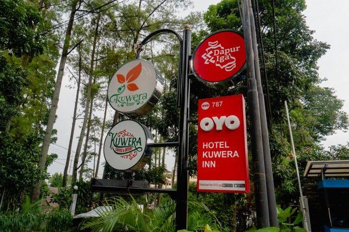 OYO 787 Hotel Kuwera Inn, Bandung