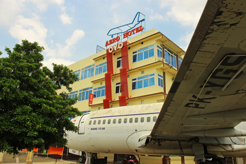 OYO 870 Aero Hotel, Deli Serdang
