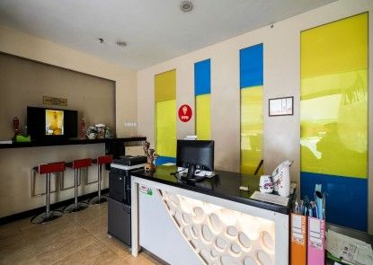 OYO Rooms PWTC LRT Station