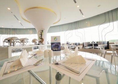 Ozone Hotel Pantai Indah Kapuk Jakarta Rumah Makan