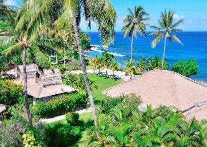 Pacific Beach Cottages & Villa Sekitarnya