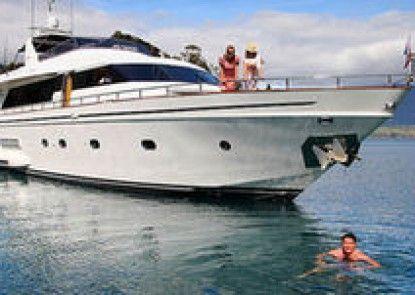 Pacific Jemm - Luxury Super Yacht