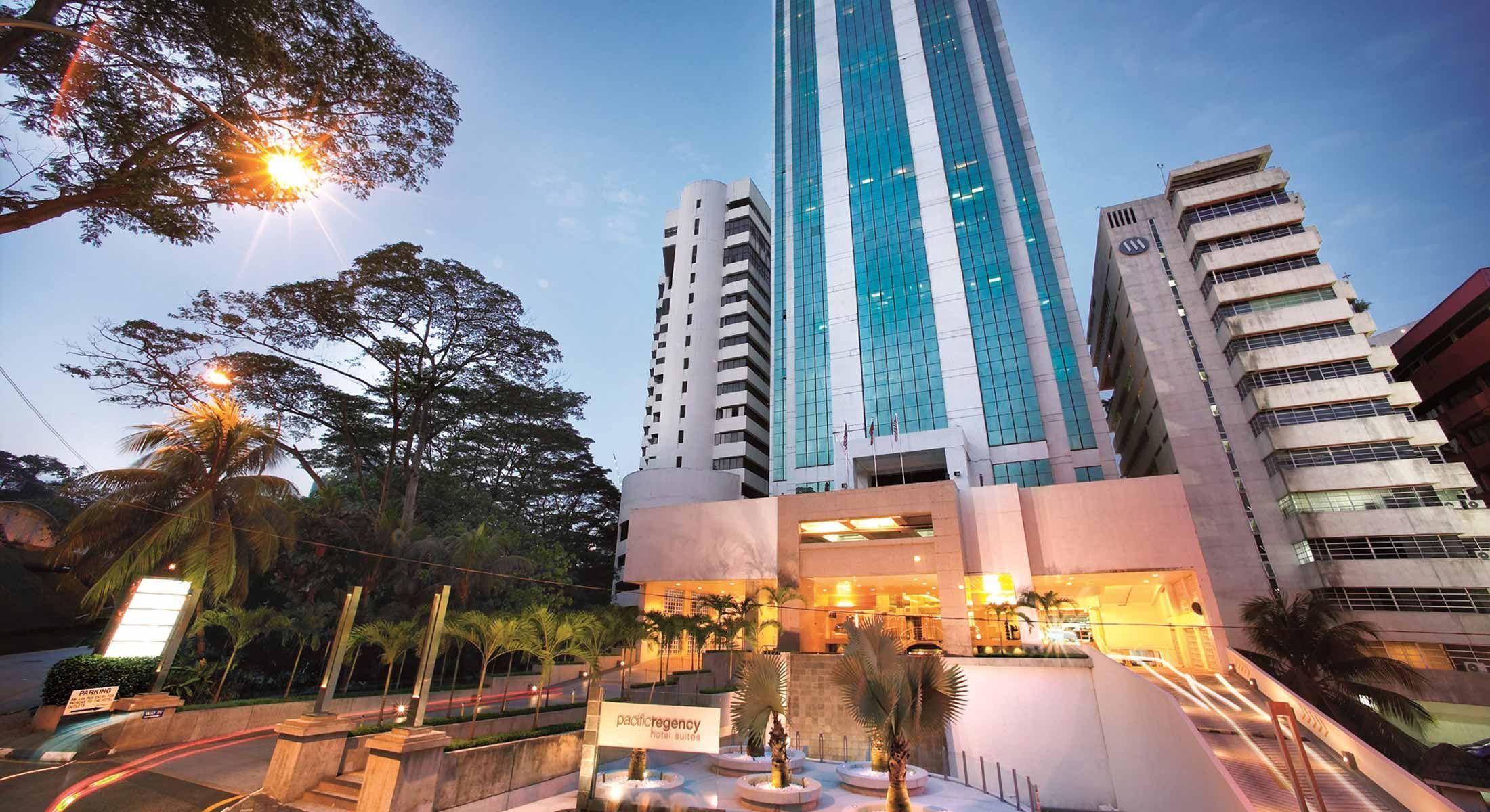Pacific Regency Hotel Suite, Kuala Lumpur