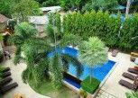 Pesan Kamar Apartemen, Dapur Kecil, Di Pinggir Kolam Renang di Paddy\'s Palms Resort