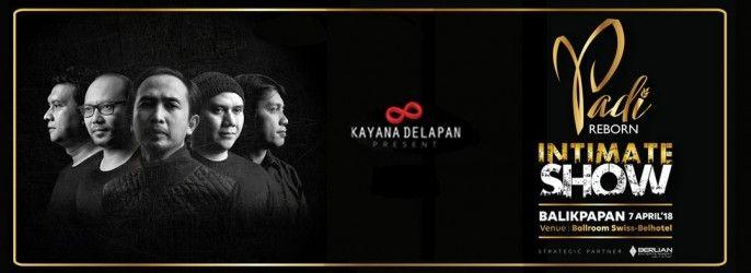PADI Reborn Intimate Show Balikpapan 2018