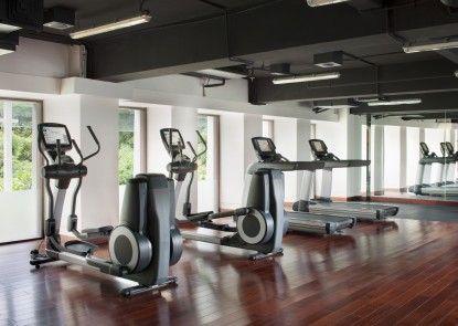 Padma Hotel Bandung Ruangan Fitness