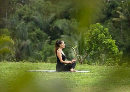 Padma Resort Ubud Yoga