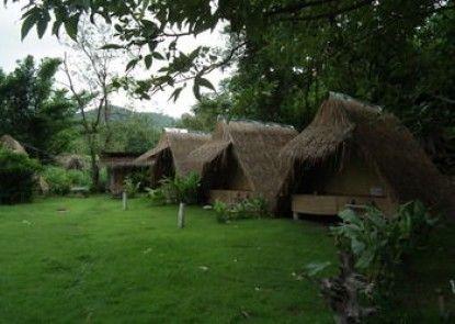 Pai Bamboo Hut