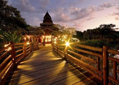 Pai Hotsprings Spa Resort