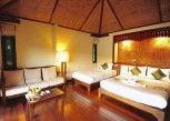 Pesan Kamar Chalet, Pemandangan Sungai di Pai Hotsprings Spa Resort