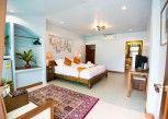 Pesan Kamar Kamar Twin, 2 Tempat Tidur Twin, Pemandangan Resor, Area Halaman di Pai Phaya Resort