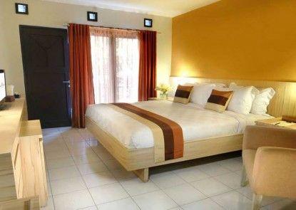 Palace Hotel Cipanas Kamar Tamu