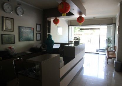 Palapa Hotel Lombok Penerima Tamu