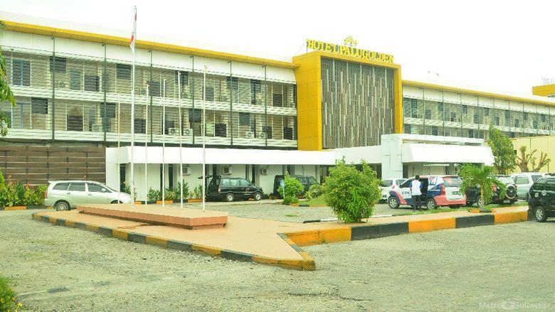 Palu Golden Hotel, Palu