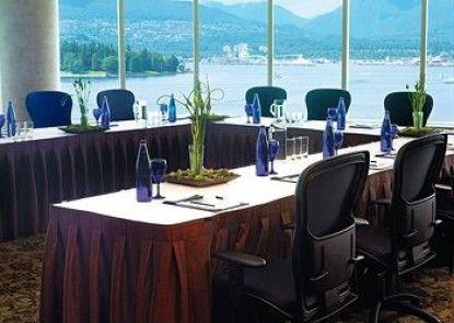 Pan Pacific Vancouver Teras
