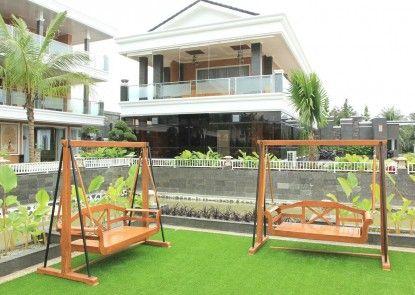 Pancur Gading Hotel & Resort Eksterior